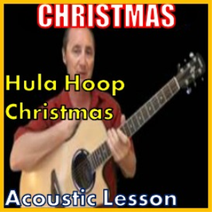 Learn to play Hulu Hoop Christmas on the acoustic (kproducts) | Movies and Videos | Educational