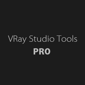 VRay Studio Tools Pro 1.3 - Single User | Software | Add-Ons and Plug-ins