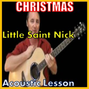 Learn to play Little Saint Nick by The Beach Boys | Movies and Videos | Educational