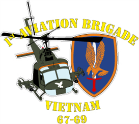 1st Aviation Brigade - Vietnam - '67-'69 EPS File [2708] | Other Files | Graphics