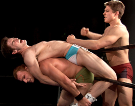 1206-Austin Cooper & Brodie Fisher vs Will Stanley & Jason Kane | Movies and Videos | Special Interest