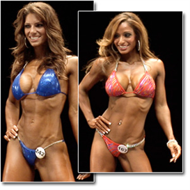 21092 - 2011 NPC Nationals Womens Figure & Bikini Finals (HD) | Movies and Videos | Fitness
