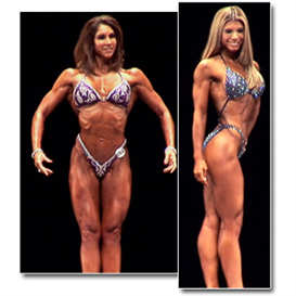 22106 - 2011 NPC Nationals Womens Figure Prejudging (HD) | Movies and Videos | Fitness