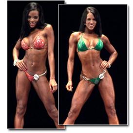 22107 - 2011 NPC Nationals Womens Bikini Prejudging (HD) | Movies and Videos | Fitness