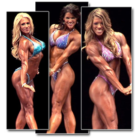 22108 - 2011 NPC Nationals Womens Physique Prejudging (HD) | Movies and Videos | Fitness