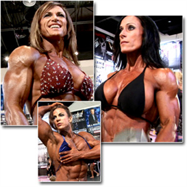 23096 - 2011 NPC Nationals Womens Bodybuilding Pump Room (HD) | Movies and Videos | Fitness
