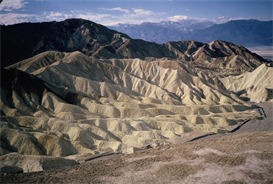 Borax Badlands Hi-Res Image | Photos and Images | Nature