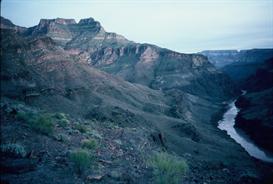 Colorado River Dusk Hi-Res Image   Photos and Images   Nature