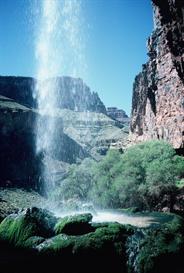 Bridalvail Falls Hi-Res Image | Photos and Images | Nature