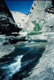 Slickrock Slide Hi-Res Image | Photos and Images | Nature