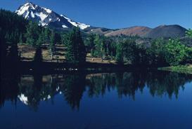 North Mathew Lake Hi-Res Image | Photos and Images | Nature