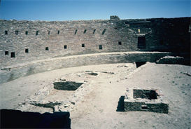 Giant Kiva Chaco Hi-Res Image | Photos and Images | Nature