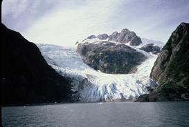 Glacier Snout Hi-Res Image   Photos and Images   Nature