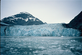 Tidewater Glacier Hi-Res Image | Photos and Images | Nature