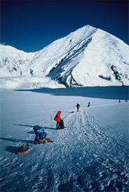 Talkeetna Glacier Hi-Res Image | Photos and Images | Nature