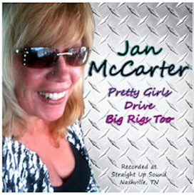 Jan McCarter  Pretty Girls CD GIFT