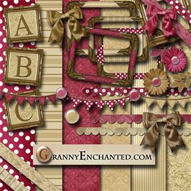 GranBerry Kit 25 | Crafting | Paper Crafting | Other