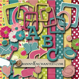 Grans Whimsy Kit 31 | Crafting | Paper Crafting | Other