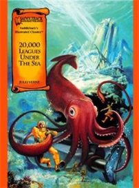 20000 leagues under the sea + master resell rights