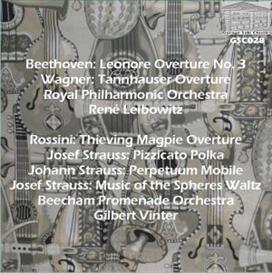 Promenade Concert - RPO/Leibowitz - Beecham Promenade Orch/Vinter | Music | Classical
