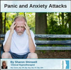 Stop Panic Attacks with Self Hypnosis | Audio Books | Self-help