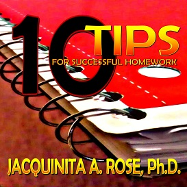 First Additional product image for - 10 Tips For Successful Homework