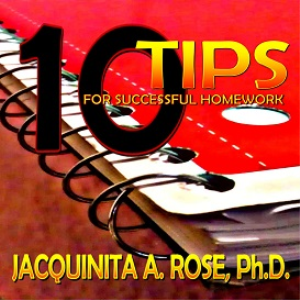 10 tips for successful homework