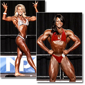 22109 - 2012 NPC Junior Nationals Womens Bodybuilding, Physique & Fitness Prejudging (HD) | Movies and Videos | Fitness