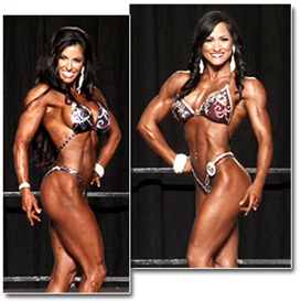 22111 - 2012 NPC Junior Nationals Womens Figure Prejudging (HD) | Movies and Videos | Fitness