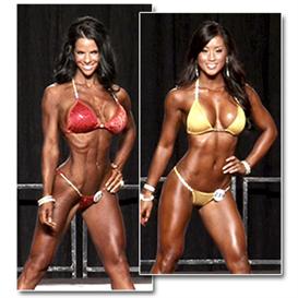 22112 - 2012 NPC Junior Nationals Womens Bikini Prejudging (HD) | Movies and Videos | Fitness