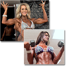 23100 - 2012 NPC Junior Nationals Womens Bodybuilding & Physique Pump Room (HD) | Movies and Videos | Fitness