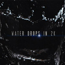 Water Drops & Splashes 1 | Movies and Videos | Other