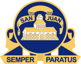 24th Infantry Regiment - San Juan - SEMPER PARATUS - Always Ready EPS File [2803] | Other Files | Graphics