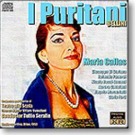 BELLINI I Puritani, Callas, Di Stefano, La Scala, Serafin (1953), 16-bit mono FLAC | Music | Classical