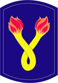 196th Light Infantry Brigade EPS File [1060] | Other Files | Graphics