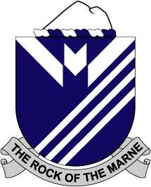 38th Infantry Regiment - The Rock Of The Marne JPG File [2882] | Other Files | Graphics