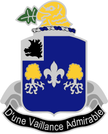 39th Infantry Regiment - D'une Vaillance Admirable - With a Military Courage Worthy of Admiration EPS File [2881] | Other Files | Graphics
