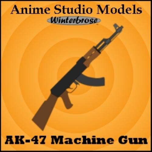 First Additional product image for - Anime Studio:  Rifle Weapons