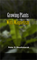 growing plants with magnetism