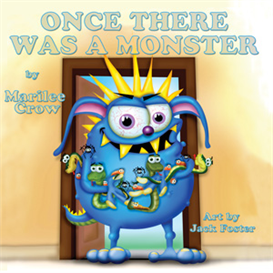 Once There was a Monster | eBooks | Children's eBooks