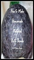 How to Make Natural Bath Bombs | eBooks | Beauty