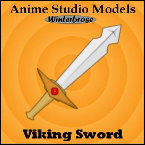 Third Additional product image for - Anime Studio:  Sword Weapons
