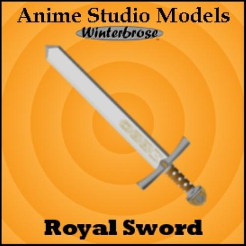 Fourth Additional product image for - Anime Studio:  Sword Weapons
