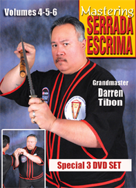 MASTERING SERRADA ESCRIMA  Vol-4-5-6 | Movies and Videos | Training