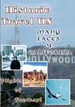 historic travel us - many faces of california