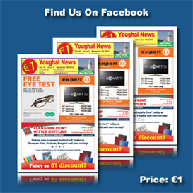 Youghal News November 7th 2012 | eBooks | Periodicals