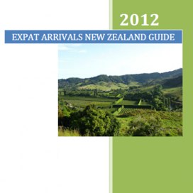 New Zealand Guide - for expats and business travellers | eBooks | Travel