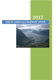 Expat Arrivals Norway Guide | eBooks | Travel
