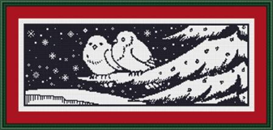 Christmas Birds | Crafting | Cross-Stitch | Other