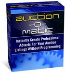 auction-o-matic : the auction ebay software